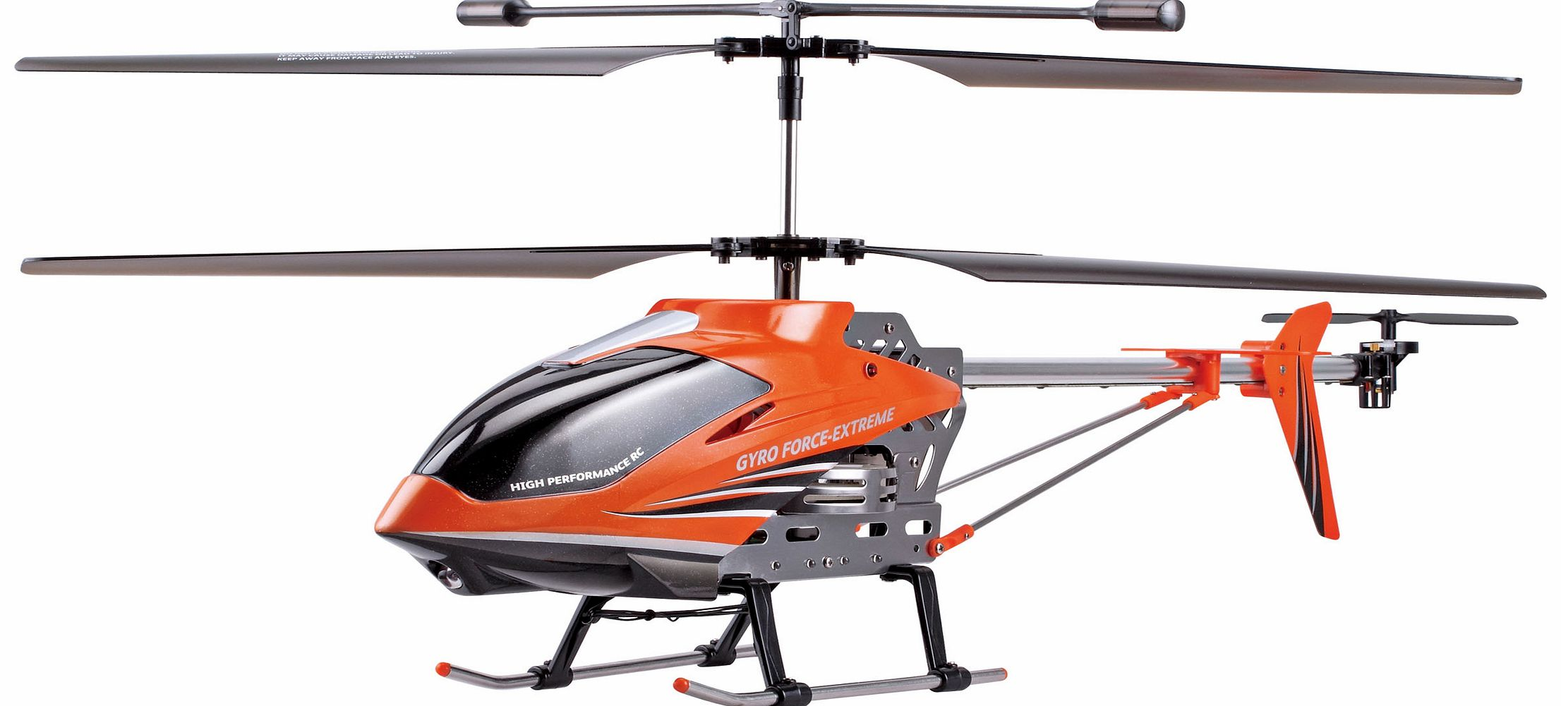 RC Gyro Force Extreme Helicopter