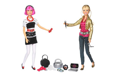 2 Doll Gift Set - Lola and Hannah