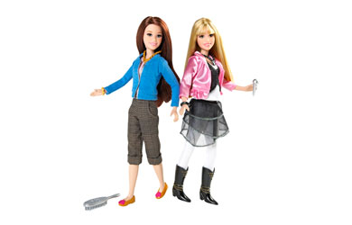 2 Doll Gift Set - Miley Stewart and Hannah