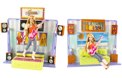 Fashion Doll Playset