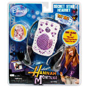 Hannah Montana Secret Star Headset