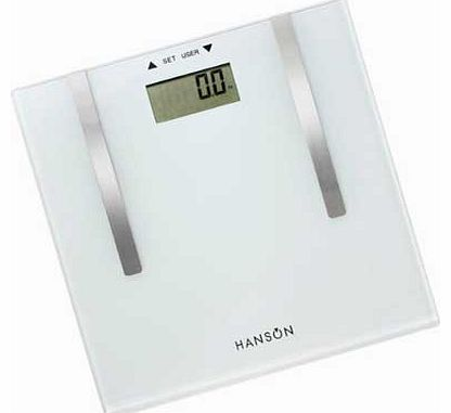 H902 Fat Analyser Electronic Bathroom Scale