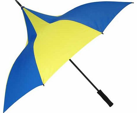 Days Sports Umbrella - Blue and Yellow