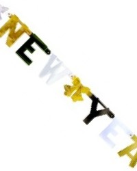 New Year - 1.52m Letter Banner