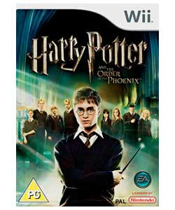 Potter Order of the Phoenix - Wii