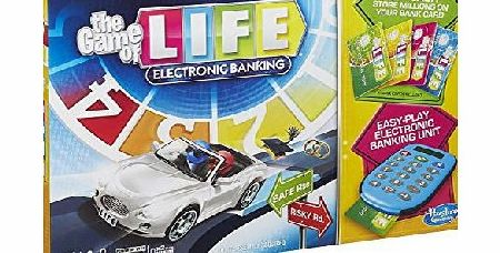 - Board Game - Game of Life Electronic Banking