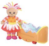 In The Night Garden Upsy Daisy and Her Chase and Play Bed