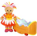 Playskool In the Night Garden Upsy Daisy and her Chase and Play Bed