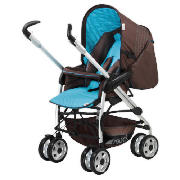 Eagle Pushchair, Lolli Turquoise