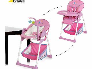 Sit N Relax Highchair Butterfly 2014