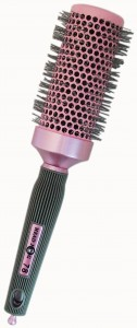 - PINK CERAMIC IONIC RADIAL BRUSH 78