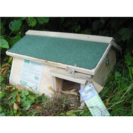 HedgeHog Habitat with Inspection Lid