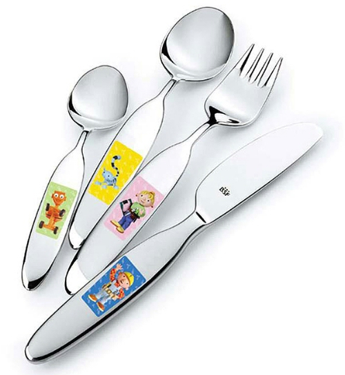 Bob The Builder 4 Piece Cutlery Boxed Set