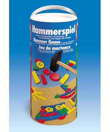 Heros Wooden Toys HAMMER GAME.