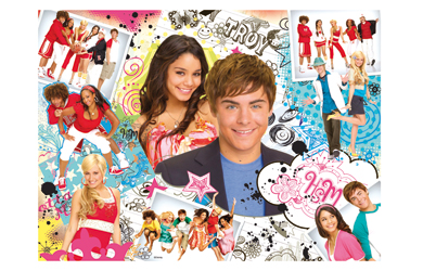 High School Musical 2 100 Piece Puzzle