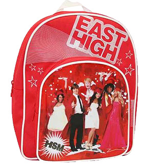 high school musical 3 Arch Backpack