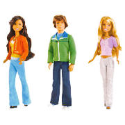 Country Club 3 Pack Doll Set