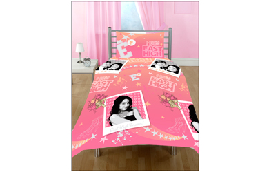 High School Musical Forever Duvet and Pillowcase Set