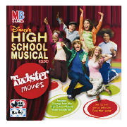 High School Musical Twister Moves