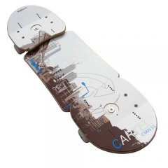 Hardware highland Cartel 56 Streetboard * FREE