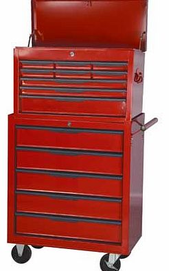 14 Drawer Combination Tool Cabinet