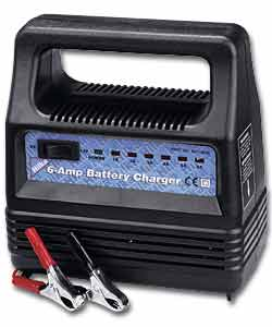 Hilka Pro-Craft Battery Charger