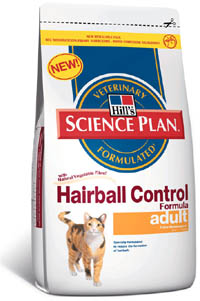 Hills Science Plan Feline Hairball Control Adult 2Kg Or Oral Care 2Kg