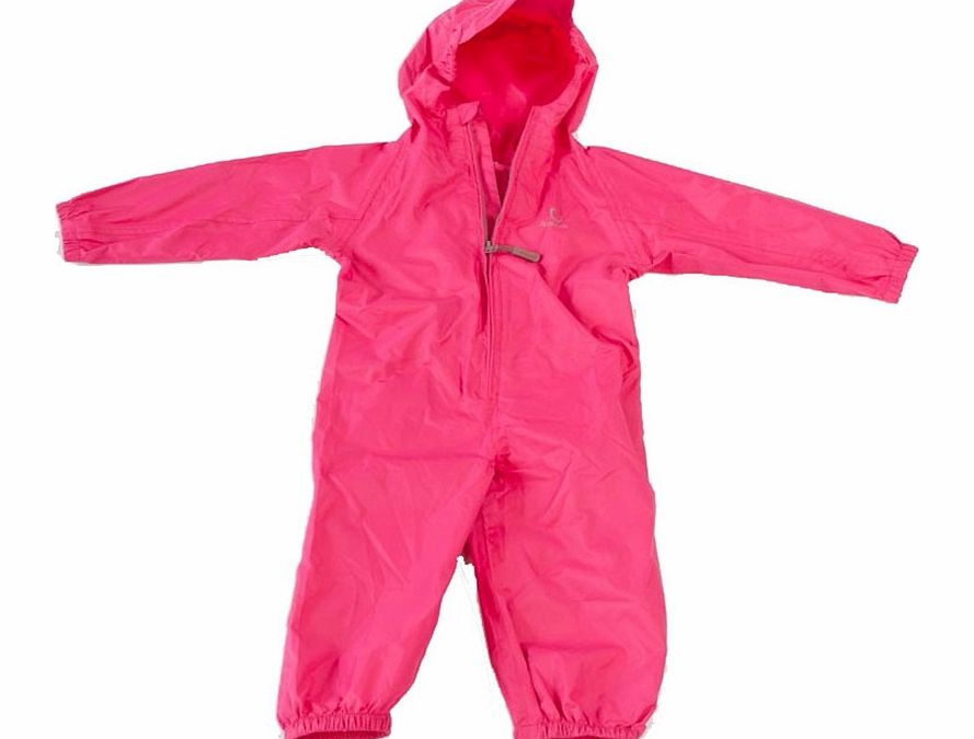 Hippychick Packasuit 18-24 Months Pink