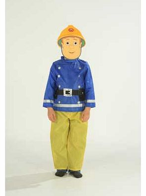 Fireman Sam Dress Up Outfit