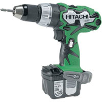 Ds14Dl 14.4v Cordless Drill Driver   2 Lithium Ion Batteries