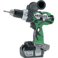 Ds18Dl 18v Cordless Drill Driver   2 Lithium Ion Batteries