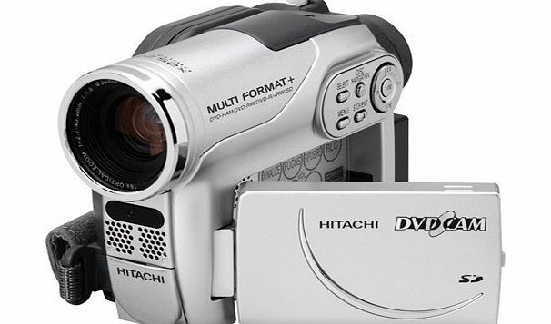 Hitachi  DZ-BX37e DVD-CAM MOVIE MASTER DIGITAL CAMCORDER