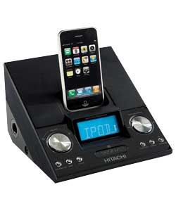 iPod iPhone Clock Radio