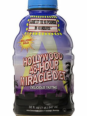 Hollywood Diet – Healthy 24 Hour Miracle Diet & Products?