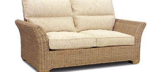 Home Life Direct Oxford Conservatory Furniture Rattan Sofa - Home Life Direct
