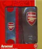 OFFICIAL ARSENAL FC PINT GLASS and PROFESSIONAL BOTTLE OPENER SET