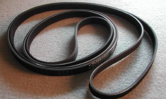 Belt: Tumble Dryer: 1860H7EL Ariston, Creda, Hotpoint TDL, TFA, TL, TVM, VTD Series, Indesit tumble dryer drive belt 1860H7EL: NOTE: This belt has been changed by the manufacturer after a design chang