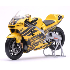 NSR500 - Pre Season Test Bike 2001 -  #46
