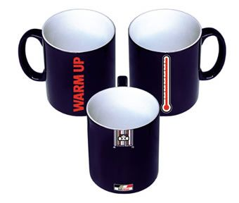 Honda BAR Warm Up Mug