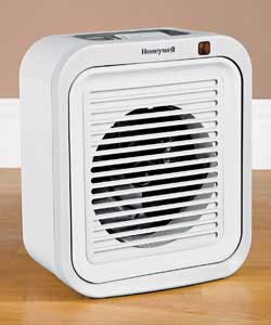 Honeywell 2.4kW OSC Fan Heather with Remote and Child Lock