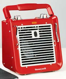 honeywell 2.5kW Heavy Duty Fan Heater