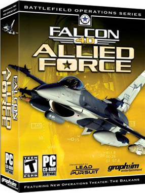 Falcon 4 Allied Force PC