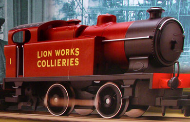 Hornby Industrial Train Set
