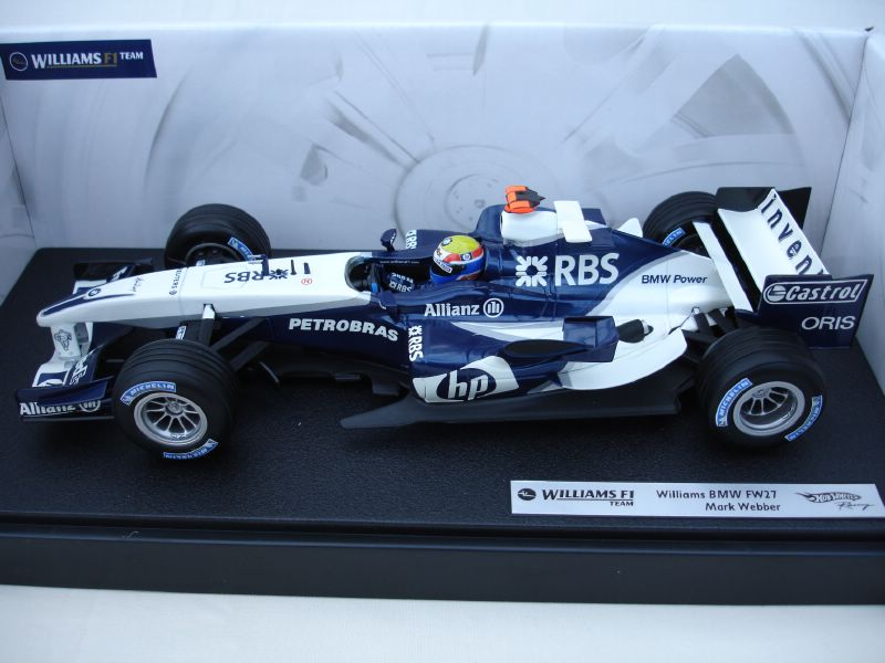 Williams BMW FW27 Mark Webber 2005 (Race Car) in