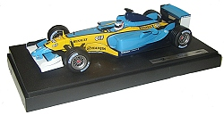 1:18 Scale Renault R23-J Trulli