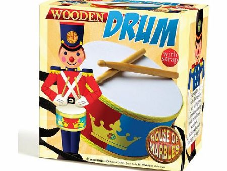 House of Marbles Excellent Childrens Marching drum