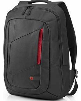16 Inch Value Backpack - Black