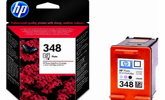 348 - Photo Inkjet Print Cartridge (C9369EE)