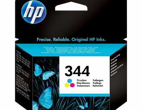 C9363E No. 344 Standard Ink Cartridge - Tri