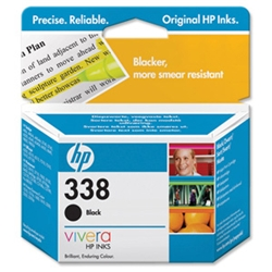 Inkjet Cartridge No. 338 Black 11 ml Ref